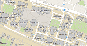 Norfolk State Campus Map.Faculty And Staff Hss It Nc State